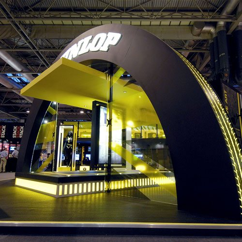 Dunlop Autoshow Events and exhibitions